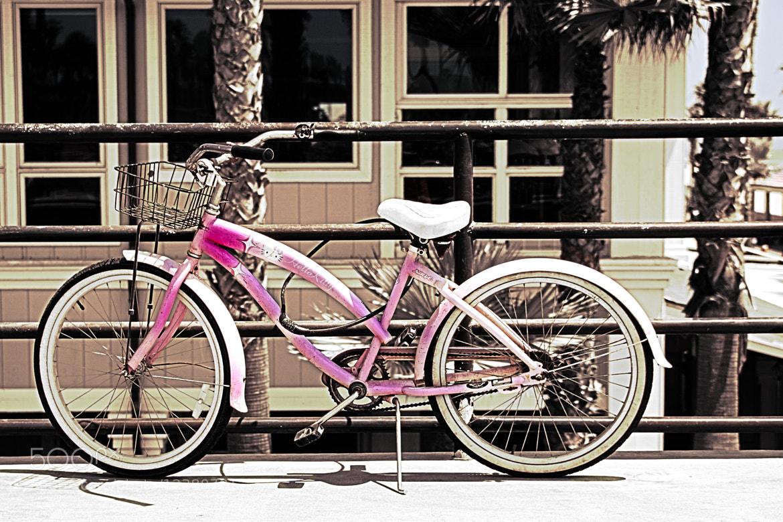 Photograph Huntington Beach Bike by Richard Harrington on 500px