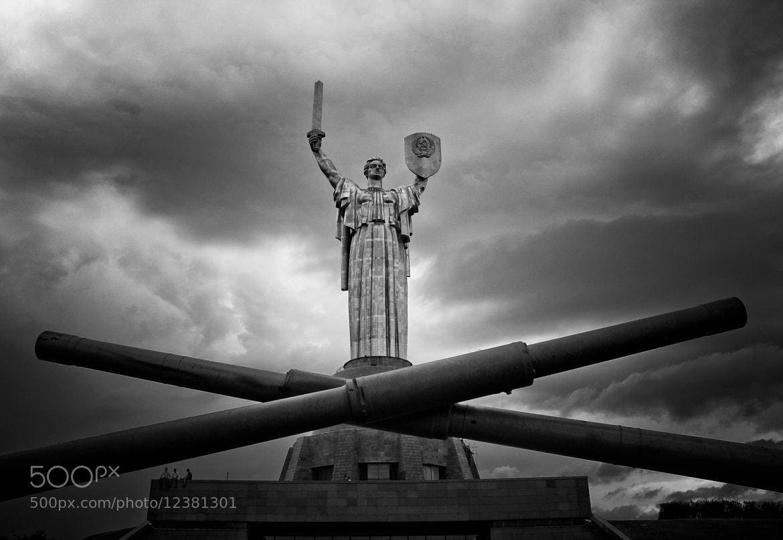 Photograph Родина-мать by 1beavis on 500px