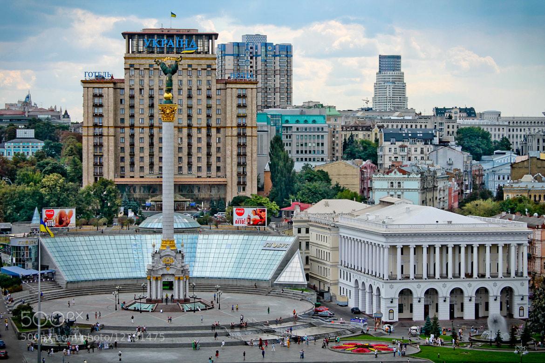 Photograph Майдан Незалежності by 1beavis on 500px