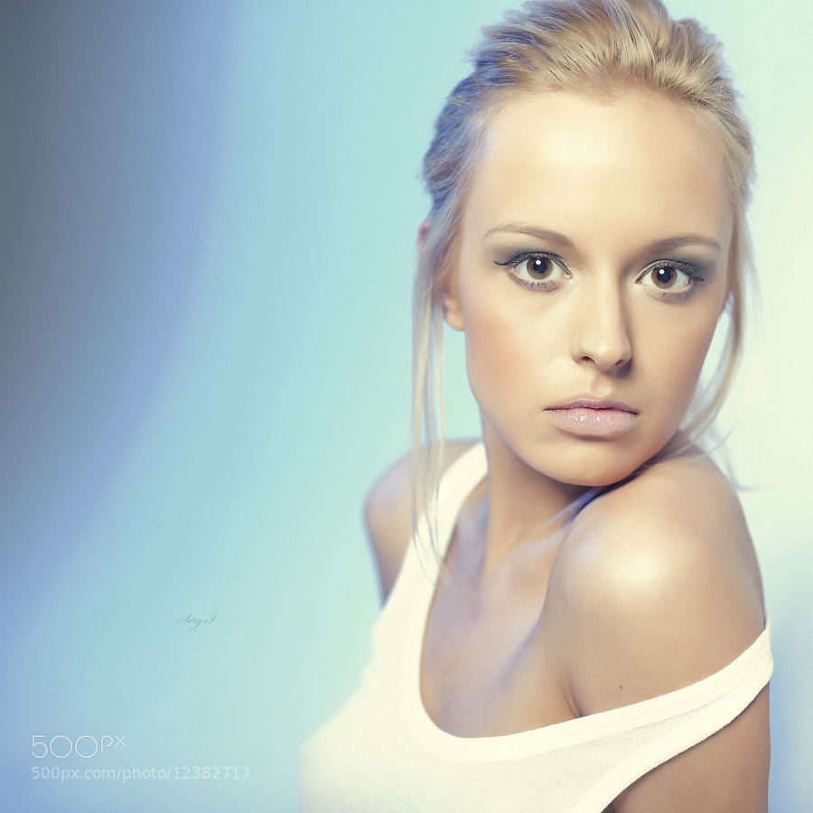 Photograph Eva by Serg Ivanov on 500px