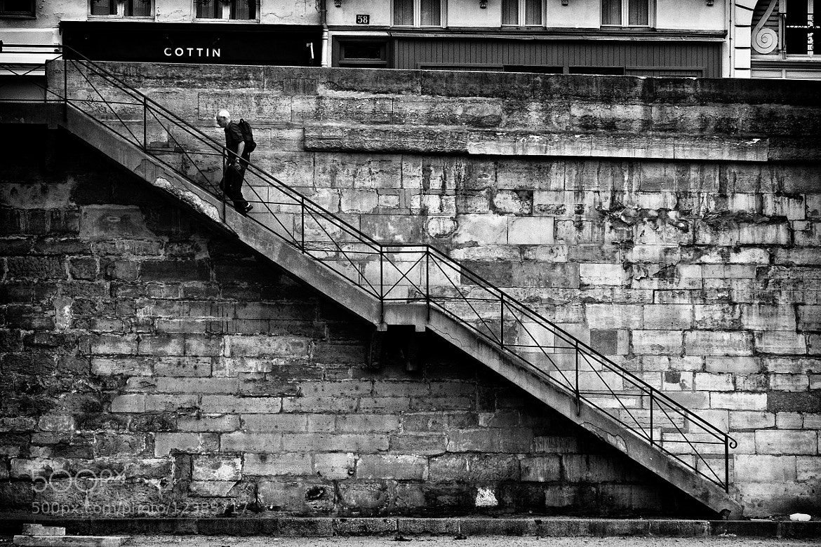 Photograph Climber by Timothée Taupin on 500px