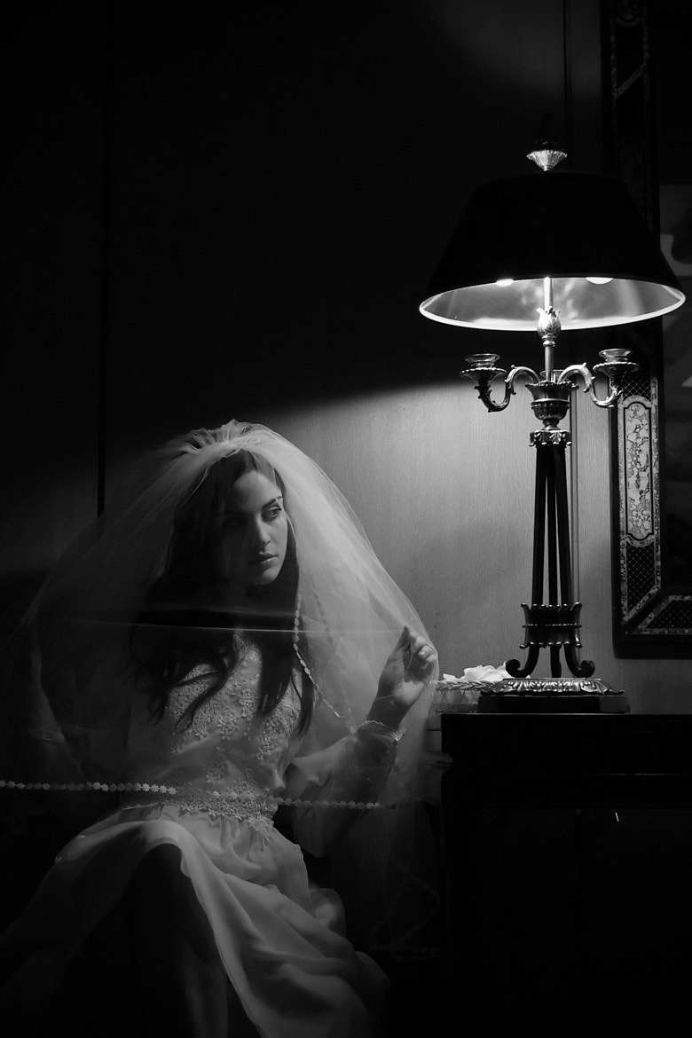 Photograph Waiting in the dark by Dimitris Lazaridis on 500px