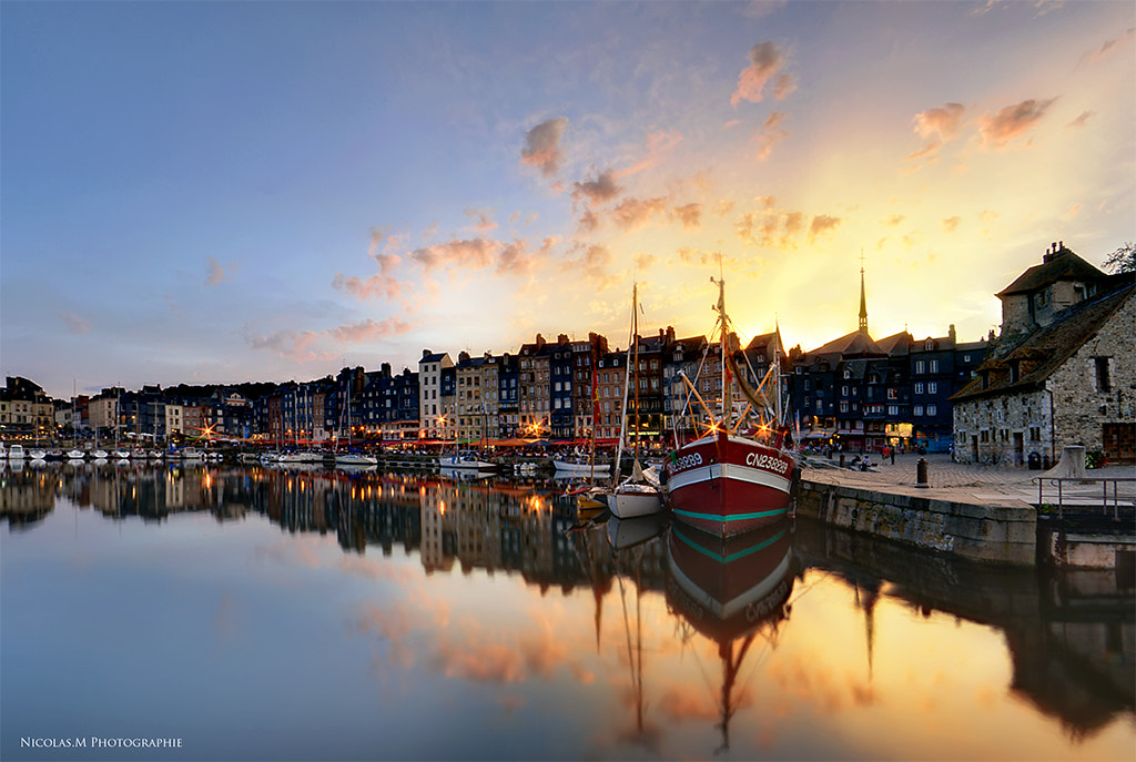 Photograph Honfleur by Nicolas.M  photographie on 500px