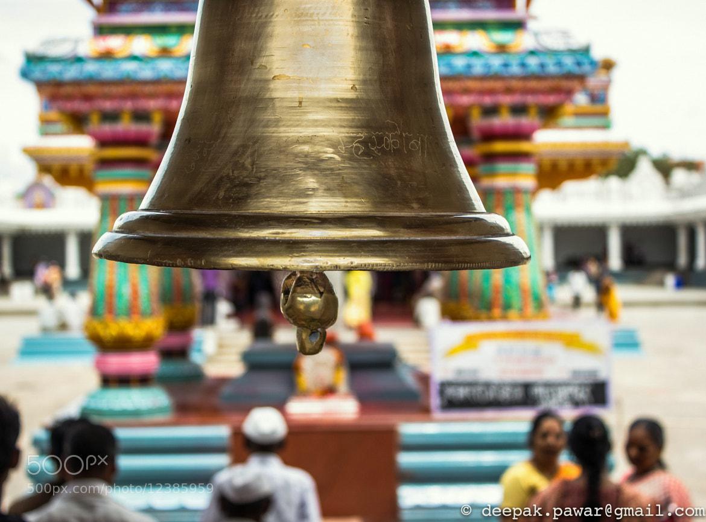Photograph Mhaskoba Temple main entrance door by Deepak Pawar on 500px