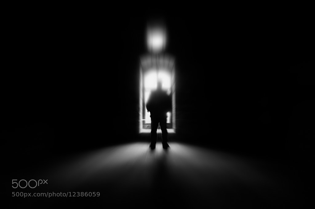 Photograph Darkness Confined by David Mar Quinto on 500px