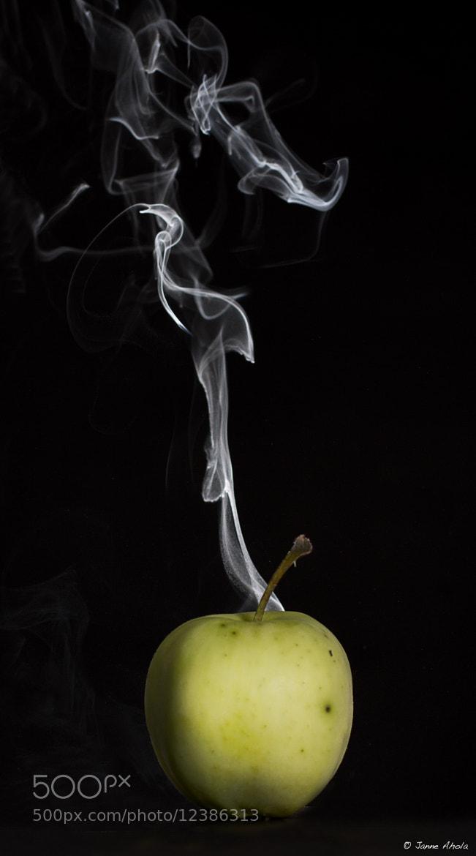 Photograph Smokey lady by Jne Valokuvaus  on 500px