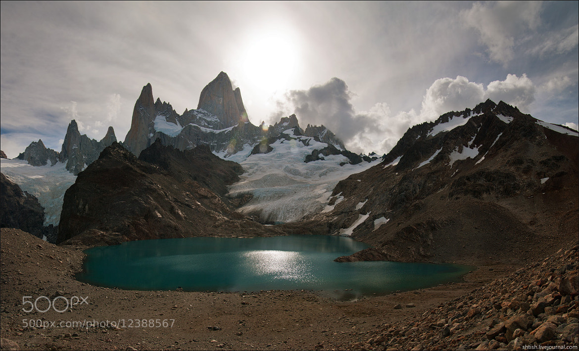 Photograph Fitz Roy II by Leonid Shtishevskiy on 500px