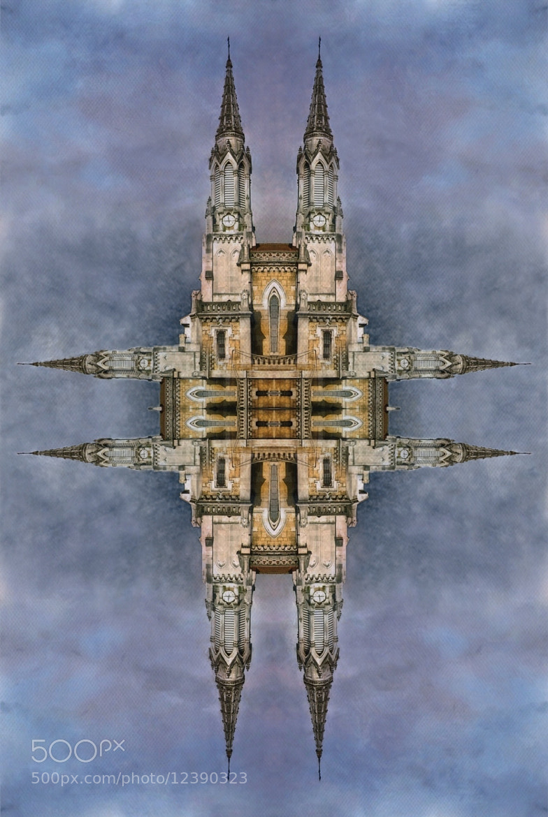 Photograph Flying cathedral 2 by Gustimbaldo Del Piero on 500px