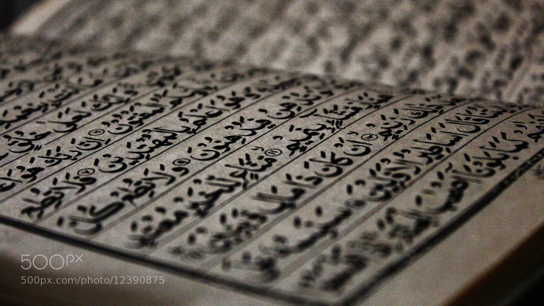 Photograph quran  by Abdulla  Rasti on 500px