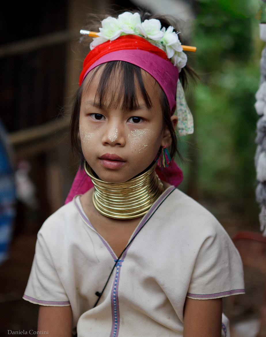 Photograph Long Neck Girl - Thailand by Daniela Contini on 500px