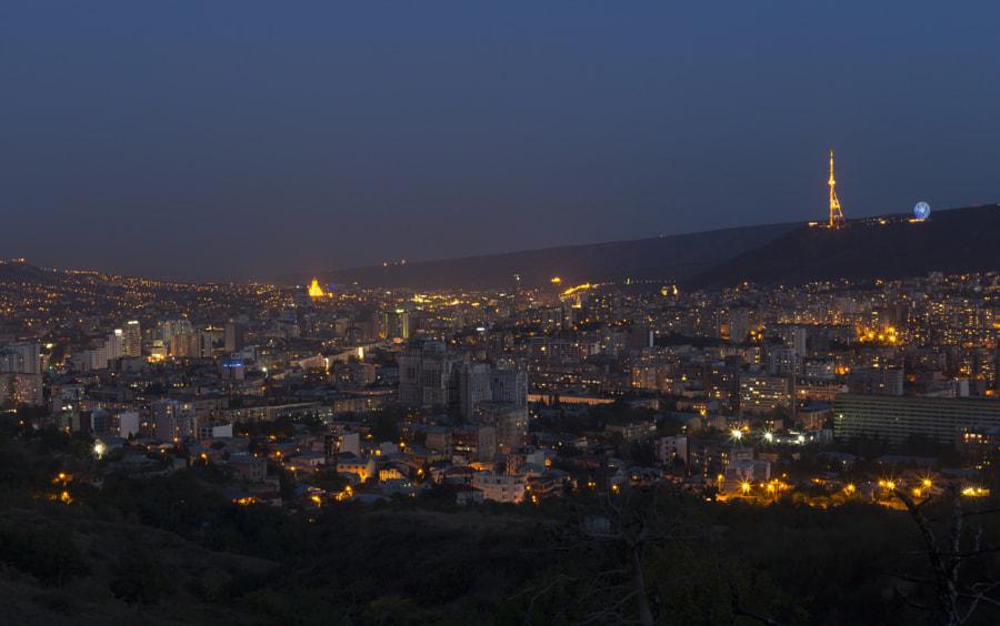 Tbilisi, Georgia by Zura Shamatava on 500px.com