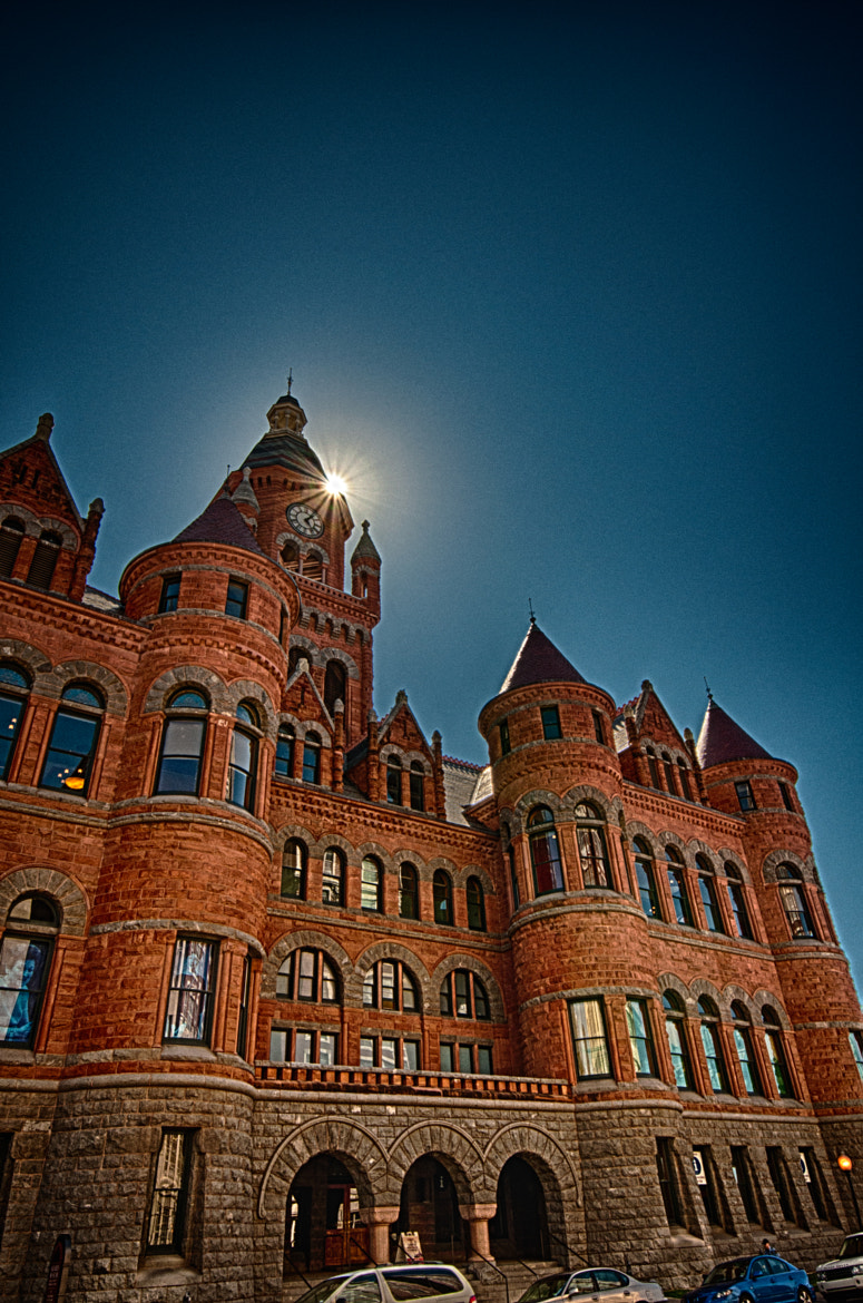Photograph Old Red Courthouse by Duane Bender on 500px