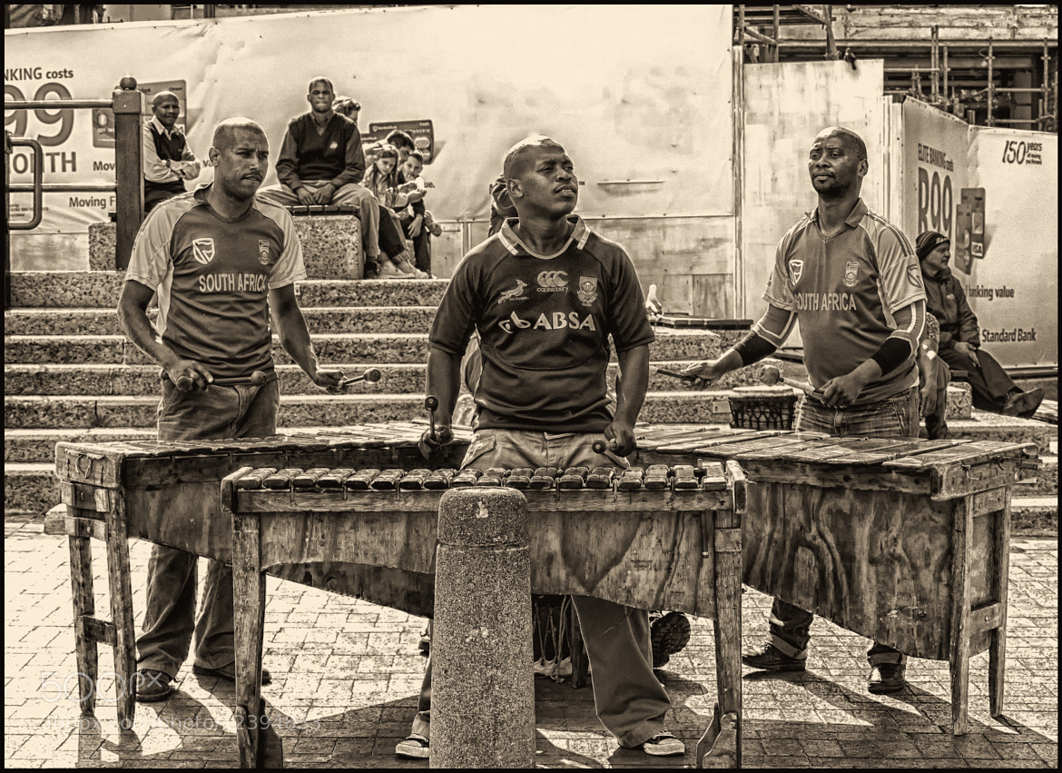 Photograph Street Music by Barry Lang on 500px