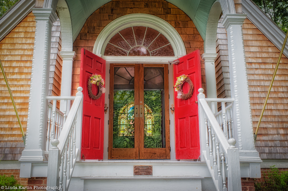 Photograph Welcoming Doors by Linda Karlin on 500px