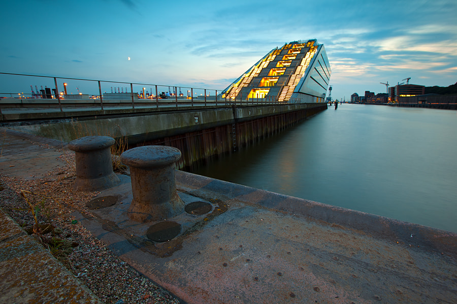 Photograph Dockland by Mathias Rehberg on 500px