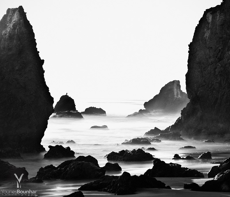 Photograph Between a Rock and a Hard Place by Younes Bounhar on 500px