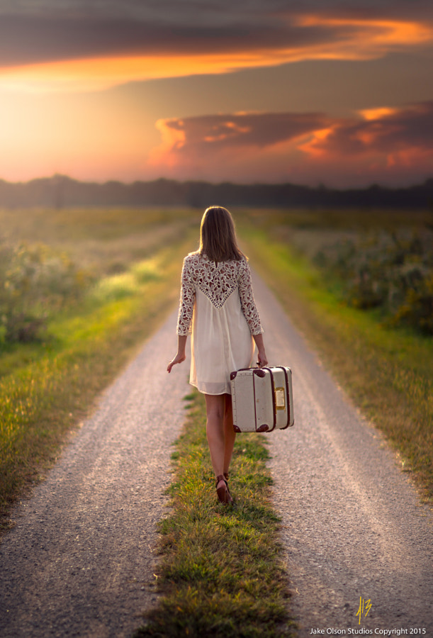 Gone For Good by Jake Olson Studios