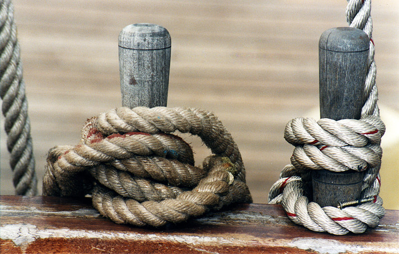 Photograph OF ROPES and PEGS... by Magda Indigo on 500px