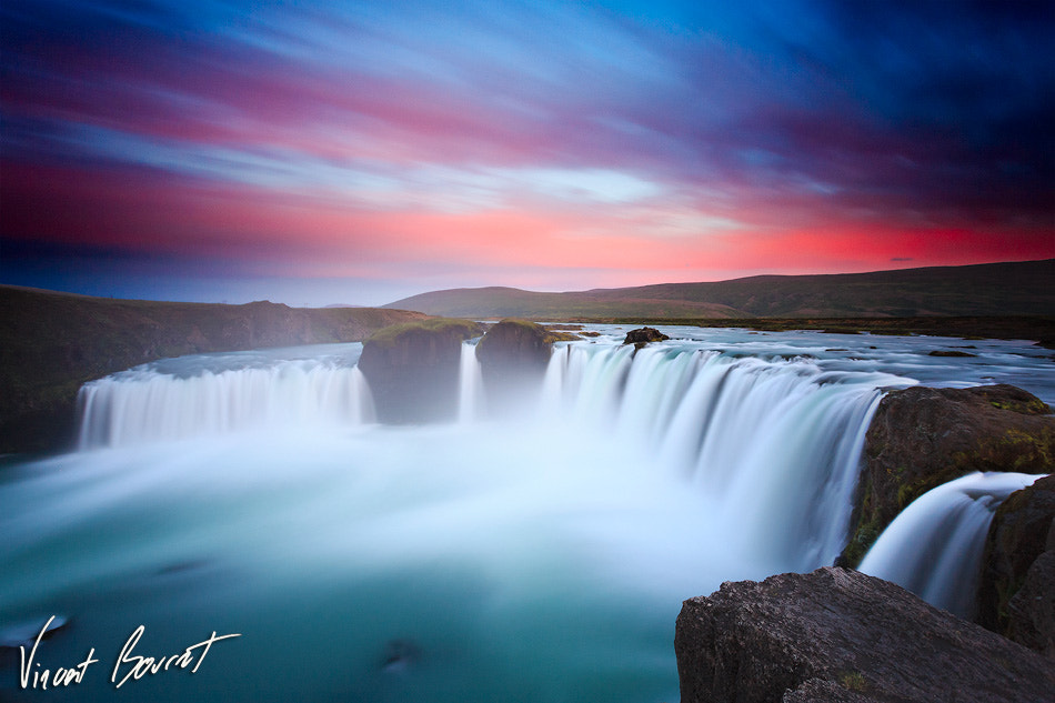 Photograph Godafoss by Vincent BOURRUT on 500px