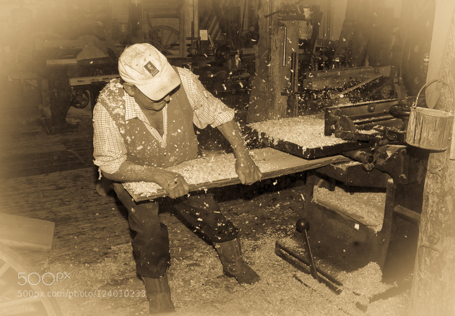 Stuck in the planer