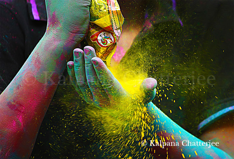 Photograph RIOT OF COLORS by KALPANA  CHATTERJEE on 500px