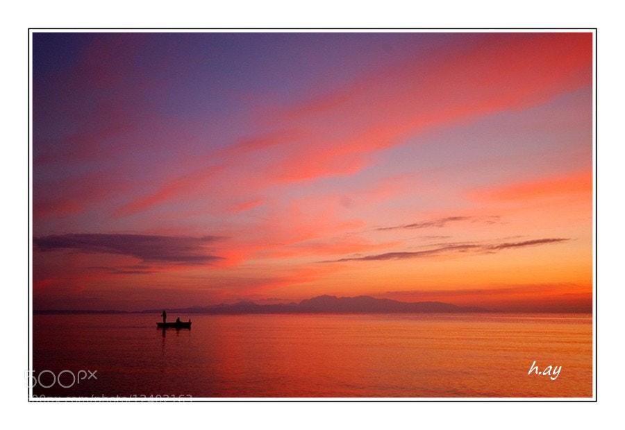 Photograph Le rêve de Gokova by HUSEYIN AY on 500px