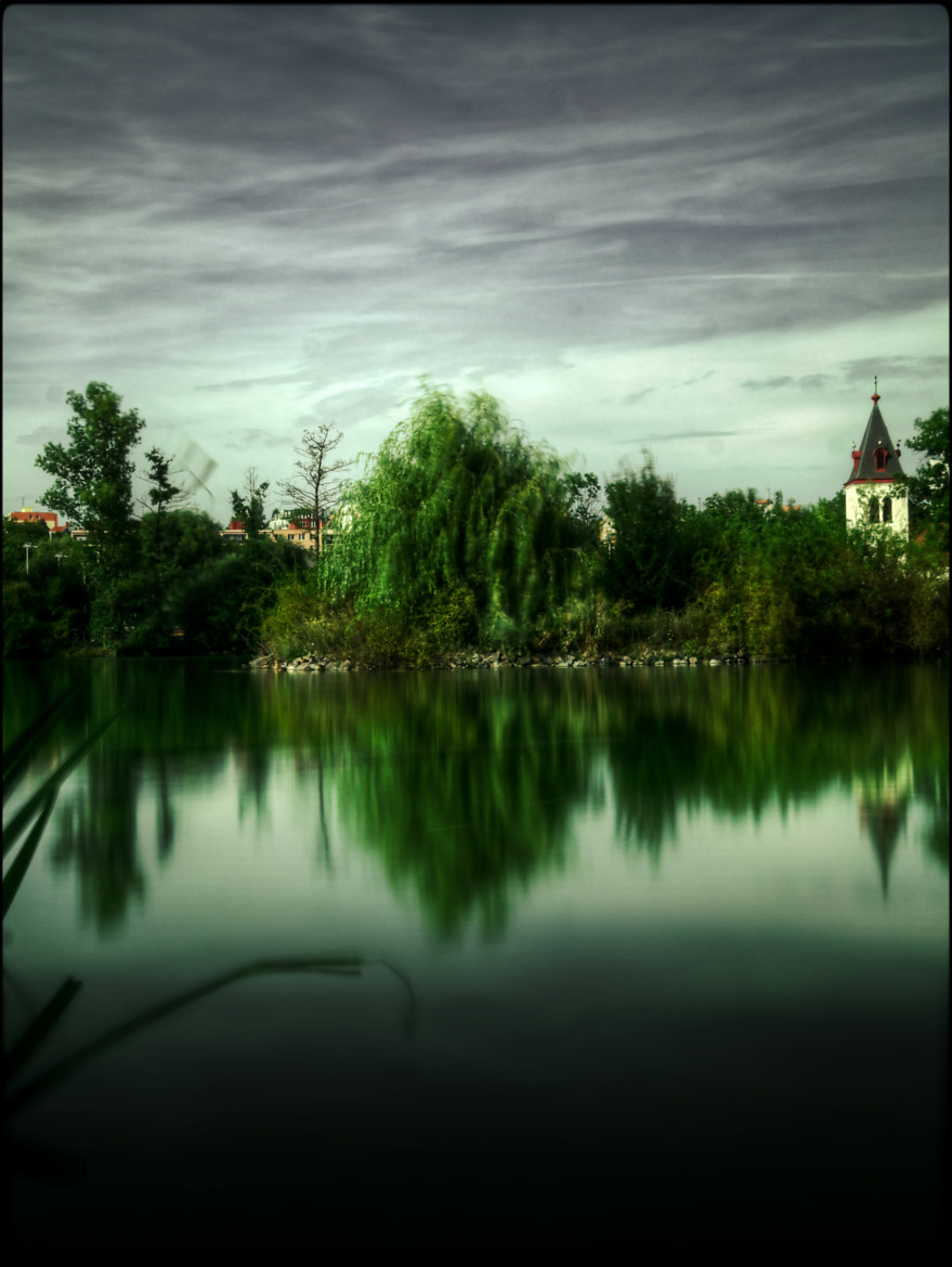 Photograph Hamr Lake (CZ) by Aproposnix Jones on 500px