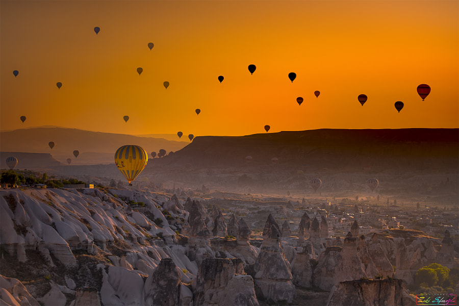 Waiting for the Sun by Zeki Seferoglu on 500px.com