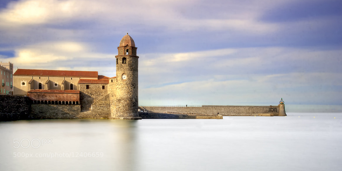 Photograph FRANCE - Collioure by Jérôme Dhainaut on 500px