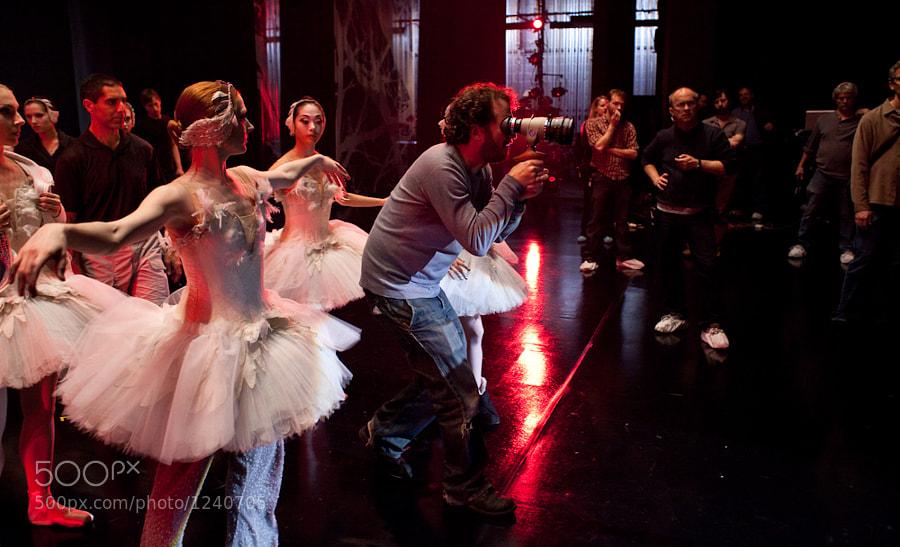 Natalie Portman Black Swan Dancing That Natalie Portman Danced All of Her Parts While Filming Black Swan