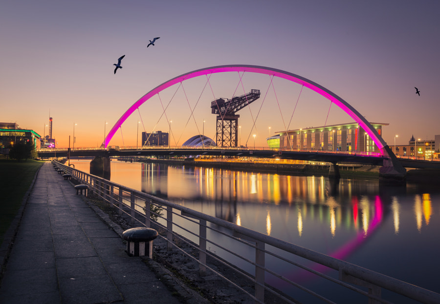 Clyde Arc by Gavin Duncan on 500px.com