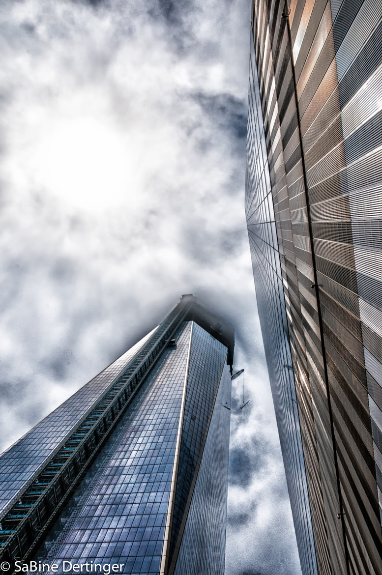 Photograph Skyscraper by Sabine Dertinger on 500px