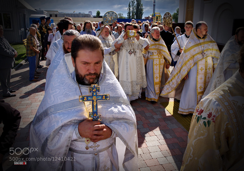 Photograph Consecration of the Temple.. by Sergei Bandura on 500px