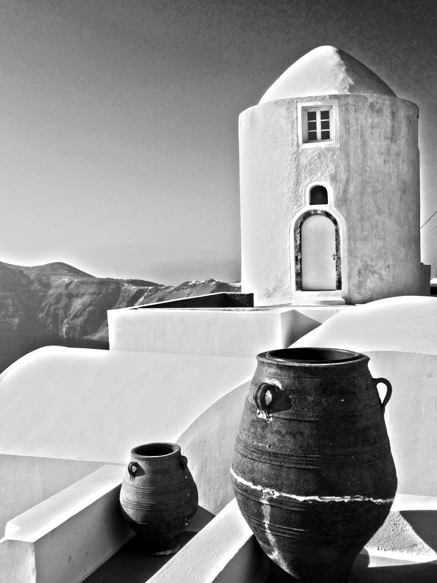 Photograph Pithos and Mill by Antonis Palimetakis on 500px