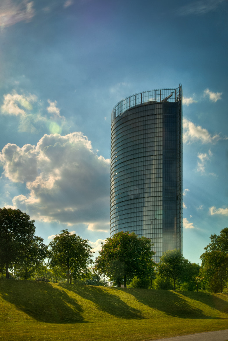 Photograph Bonn, Posttower - HDR by Thomas Lottermoser on 500px