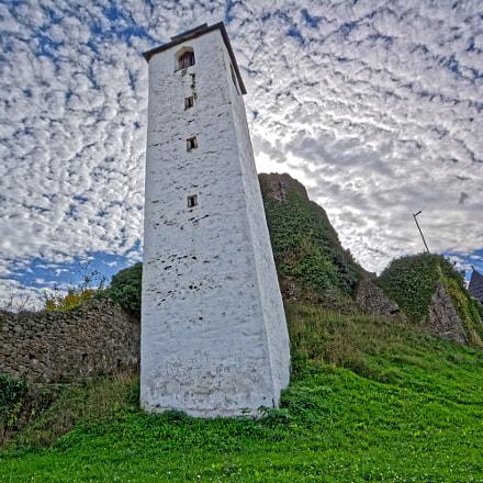 Maglajska Sahat kula na Gradini