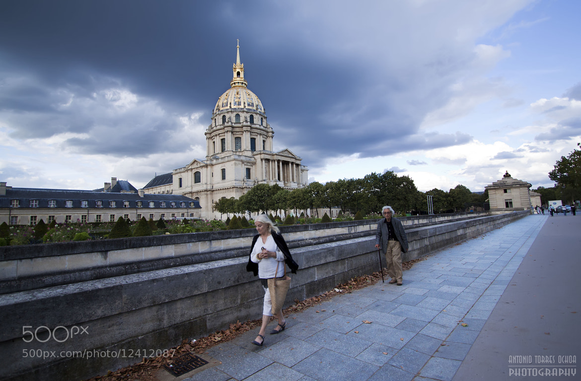 Photograph Les Invalides by Antonio Torres Ochoa on 500px