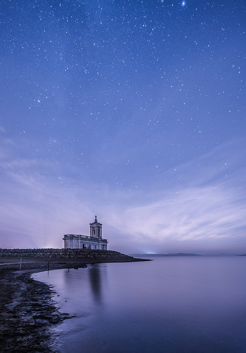 Photograph Normanton by Moonlight by WilsonAxpe /  Scott Wilson on 500px