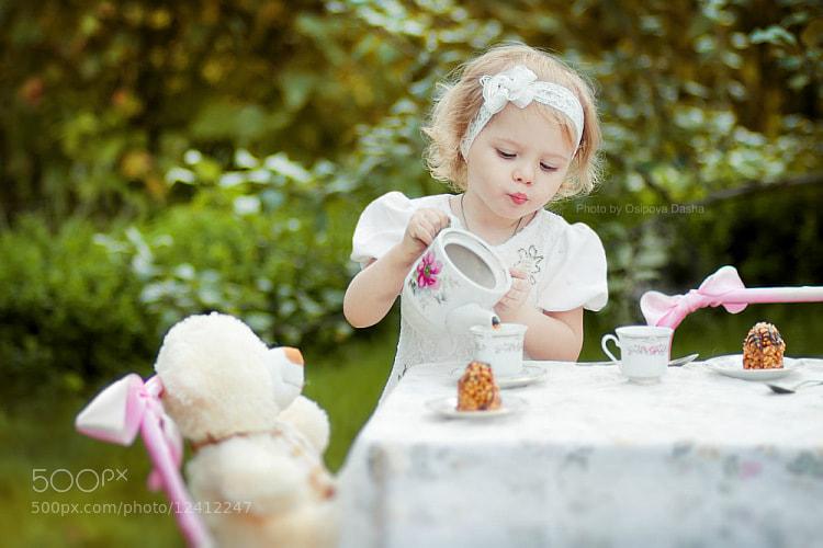 Photograph Tasya by DASHA OSIPOVA on 500px