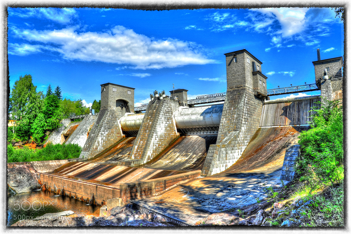 Photograph Imatrankoski dam. by Lappeen Ranta on 500px