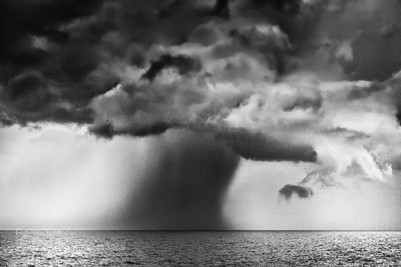 Photograph Waiting for the storm by Pantelis Mathioudakis on 500px