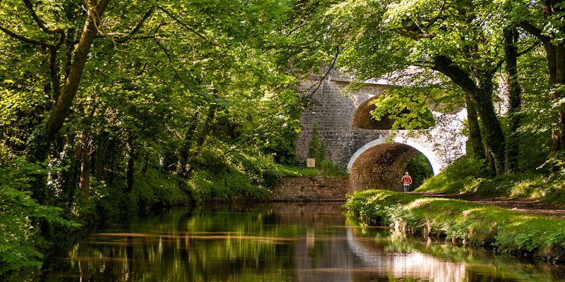 "Photograph The double-arched bridge at East-Marton by Frédéric ""Papafrezzo"" Verhelst on 500px"