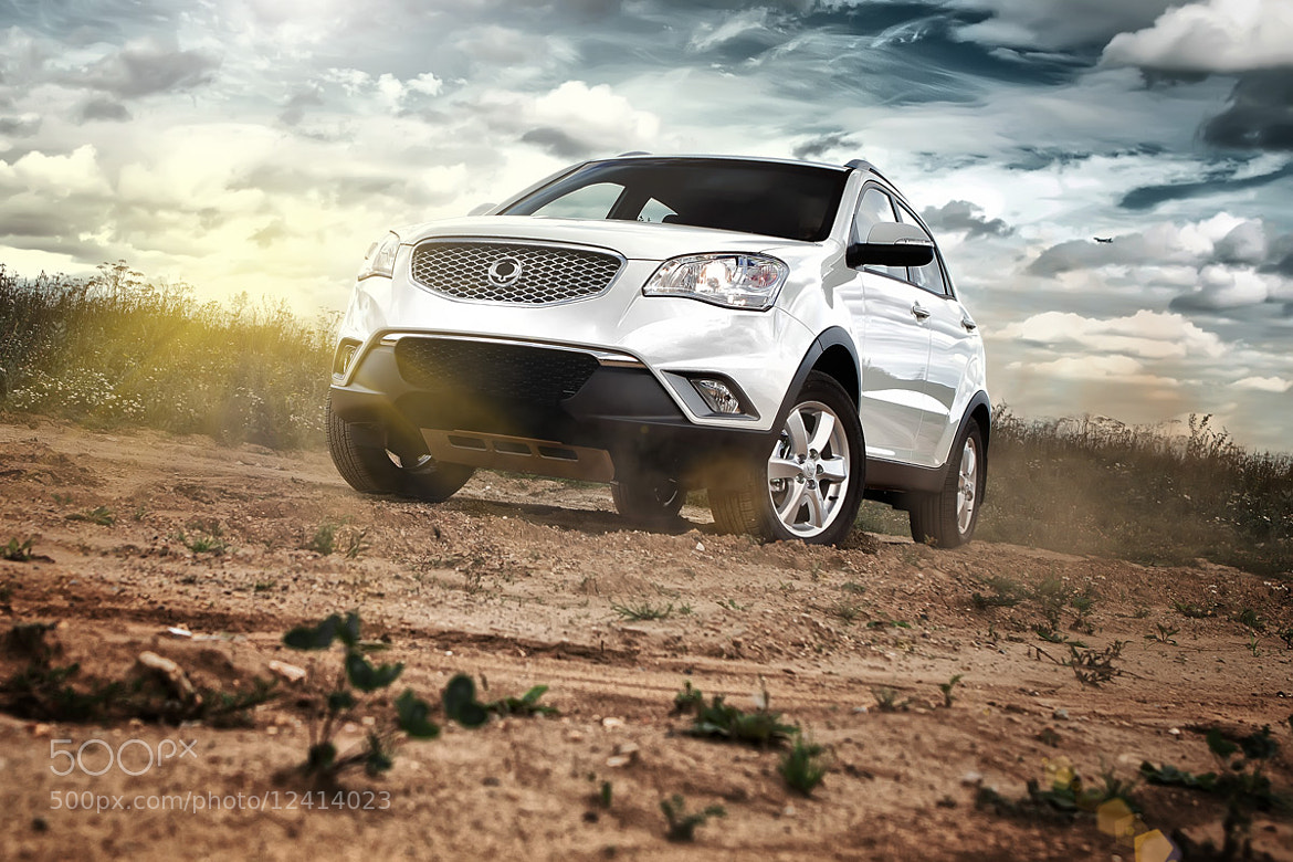 Photograph SsangYong Actyon by Ivan Barinov on 500px