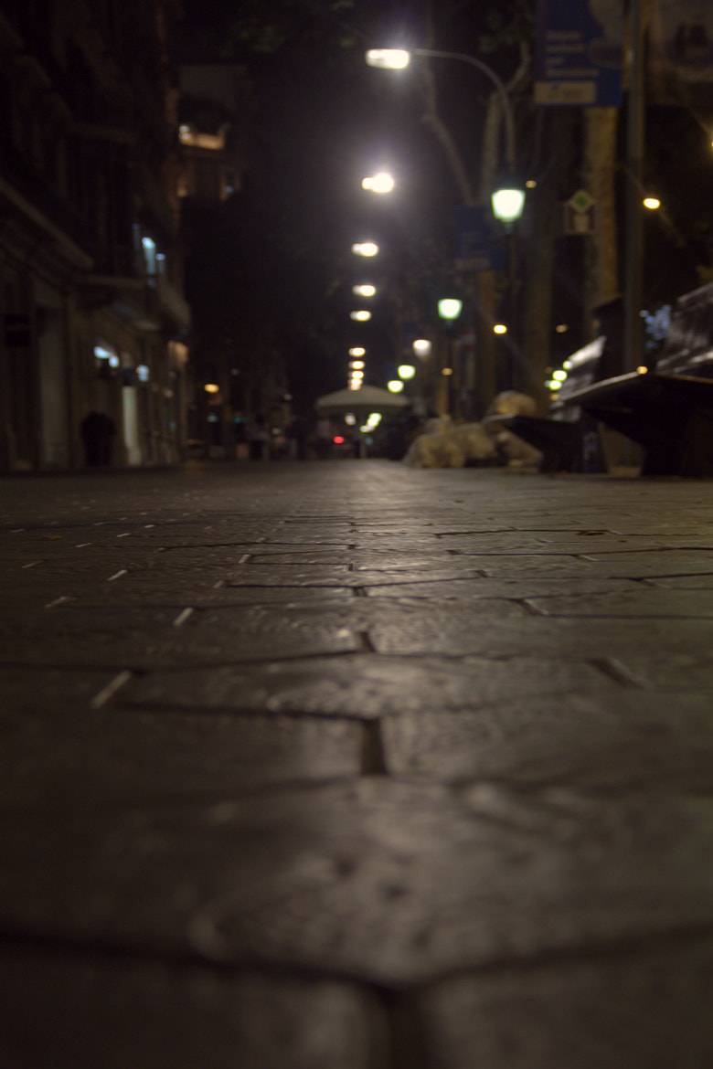 Photograph Andando por Barcelona by JON URRA on 500px