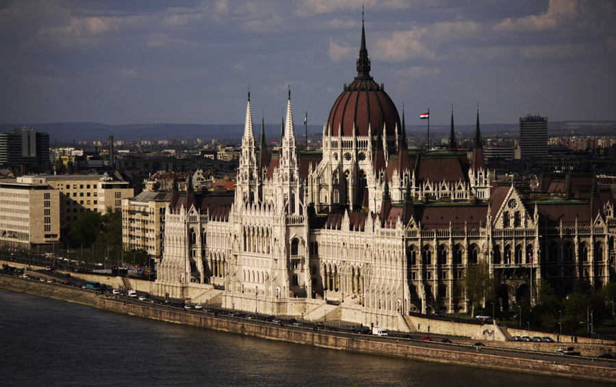 The Pearl Of Budapest