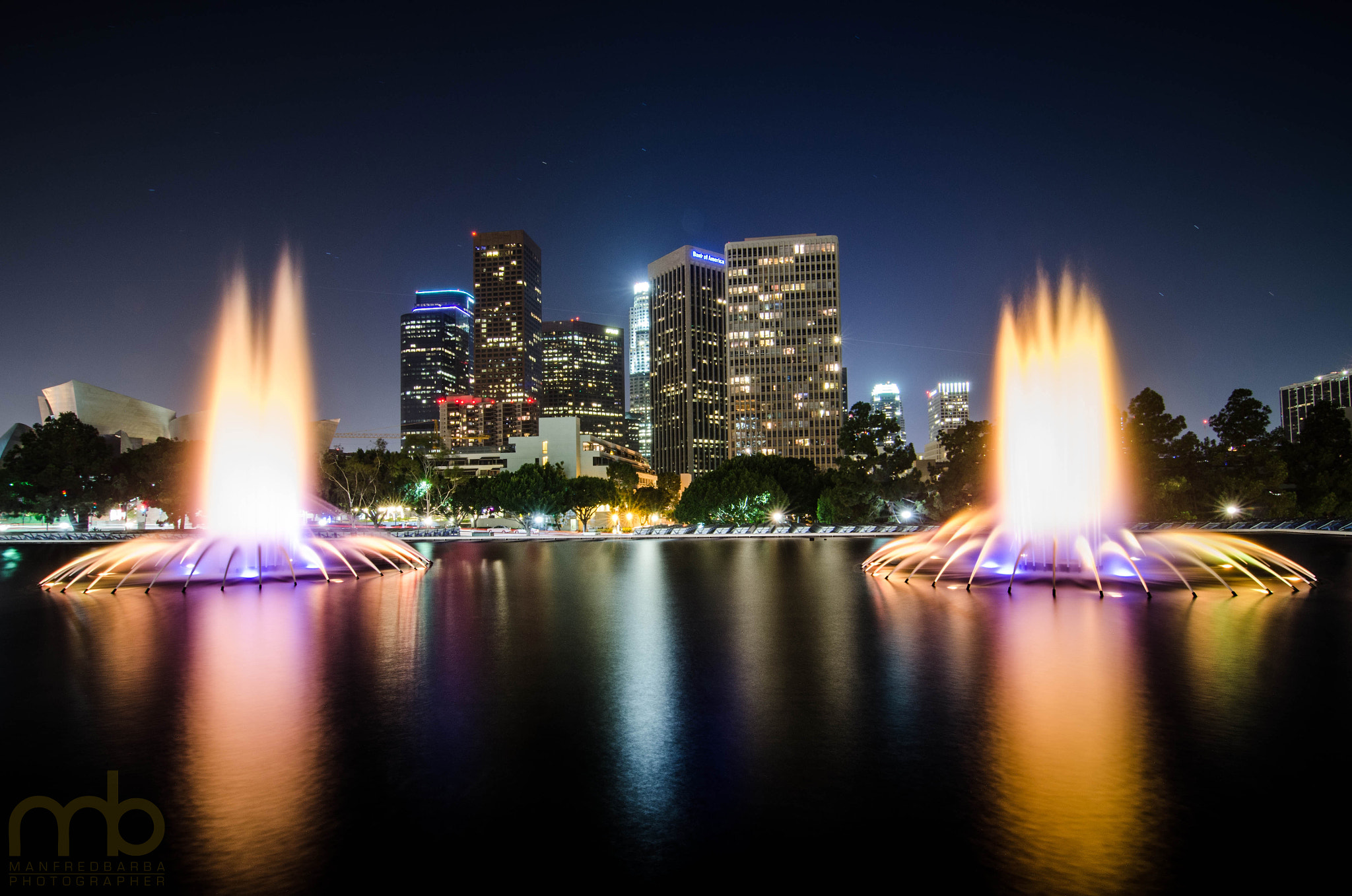 Photograph L.A Water by manfred  barba on 500px