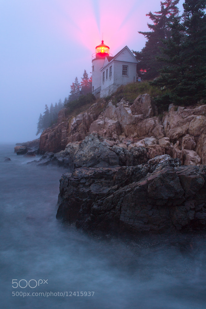 Photograph Bass Harbor Head Light by Dan Sherman on 500px