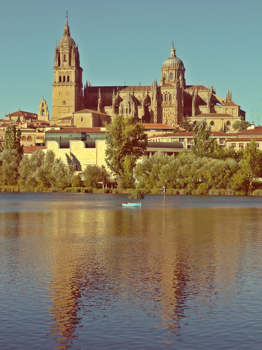 Photograph Catedral Salamanca by Noelia Martín on 500px
