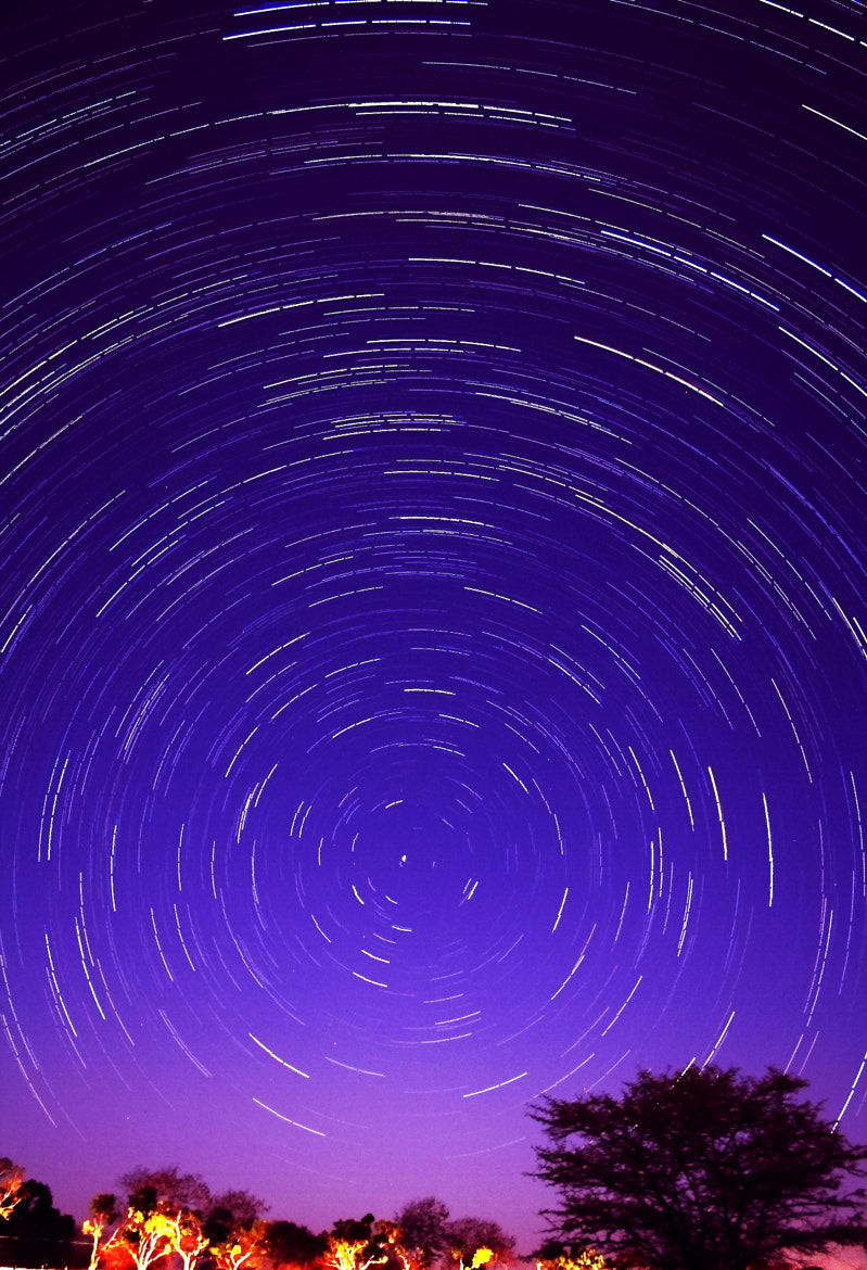 Photograph Star-Ring or Starring the North Star by Sumer Tiwari on 500px