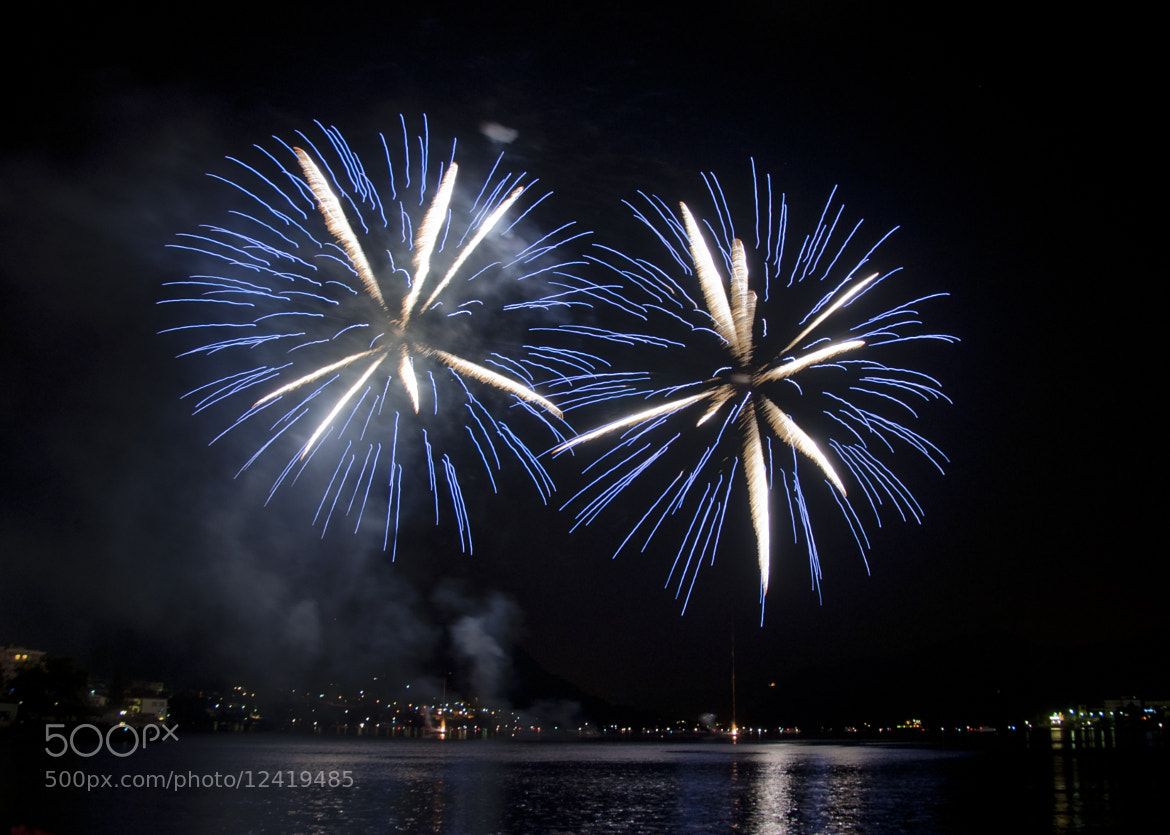 Photograph Fireworks by Michele La Bella on 500px